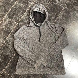 Vince Grey hoodie size L